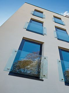 Fransk balkong - Q-railing
