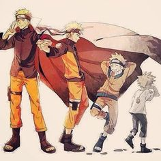 Shared by Rorito Hellani. Find images and videos about anime, naruto and naruto uzumaki on We Heart It - the app to get lost in what you love. Naruto Kakashi, Anime Naruto, Naruto Uzumaki Shippuden, Art Naruto, Naruto Cute, Sasuke Sakura, Gaara, Naruto Images, Naruto Pictures