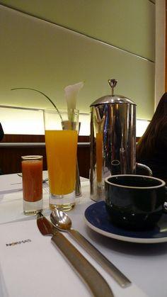 Norma's $ 7 orange juice? Totally worth it.