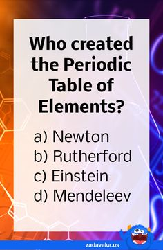 #quizzes #triviaquestions #triviaforseniors #triviafacts #funnytrivia #triviagames #triviaquiz #triviapreguntas #triviaquizzes #trivia #quiz #chemistry #chemistryrules #periodictable #science #sciencerules #sciencerocks Trivia Quiz, Trivia Questions, Trivia Games, Trivia For Seniors, Tricky Riddles, Science Facts, Quizzes, Chemistry, Einstein