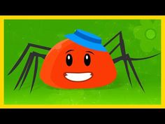 Itsy Bitsy Spider | Incy Wincy Spider Kids Songs + Nursery Rhymes for Baby Toddler Children - YouTube