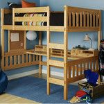 <strong>Gabriel Full Loft Bed</strong> by Epoch Design