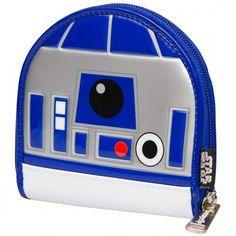 Porta-moeda do R2-D2!