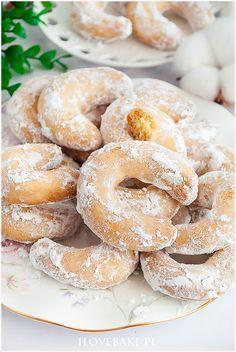 Polish Desserts, Polish Recipes, Baking Recipes, Cookie Recipes, Magic Recipe, Sweets Cake, Cake Mix Cookies, Bread Cake, Pastel