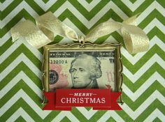 The Gift of Money by @Jamie Wise @ Eighteen25