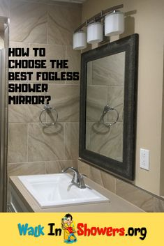 How To Choose The Best Fogless Shower Mirror?