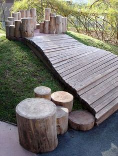 Playground Build & Design | Natural Child Play |