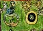 illustrations from the aurora consurgens manuscript, alchemy