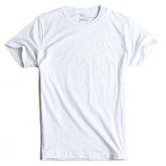 T-shirt-Basica-Comfort-Branca