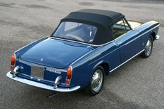 Fiat 1500 Cabriolet Fiat Cars, Car Volkswagen, Classic Sports Cars, Classic Cars, Maserati, Ferrari, Fiat 500, Fiat 124 Spider, Good Looking Cars
