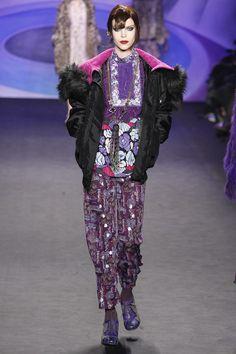 Anna Sui. Autumn Winter 2014/15 NYFW