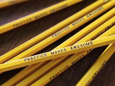Give the gift of pencil wisdom.