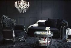 Decoration-interieur-Le-style-Gothique