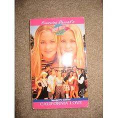 Amazon.com: CALIFORNIA LOVE (Sweet Valley High No 1) (9780553570113): Francine Pascal: Books