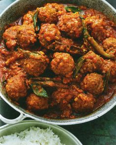 This beef kofta curry from Rick Stein's Far Eastern Odyssey book is too nice, Almost up there with his Chinese pork belly recipe!