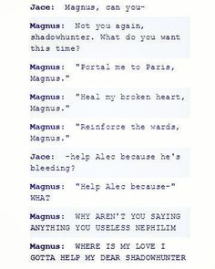 I love me some MALEC >>> doesn't everyone Immortal Instruments, Mortal Instruments Books, Shadowhunters The Mortal Instruments, Alec Lightwood, Book Memes, Book Quotes, Shadow Hunters Cast, Quotes Sherlock, Alec And Jace