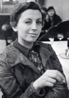 Gerda Taro  www.rivenrod.com: BrainSparks for grown-ups