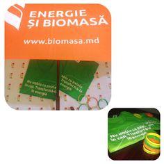 Am primit un cadou de recunoștință din partea clienților noștri Energie și Biomasă & UNDP.