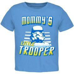 Star Wars - Mommy's Little Trooper Juvy T-Shirt