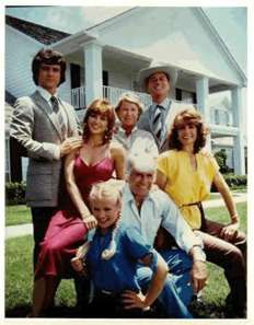 "Larry Hagman was reluctant to be on a new TV show called ""Dallas ..."