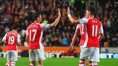 Arsene Wenger Tidak Akan Jual Sanchez Dan Ozil Di Bursa Transfer Januari