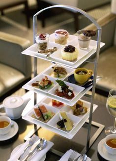 High tea at Sheraton on the Park: a review