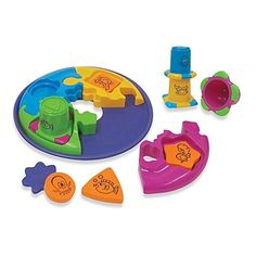 Floating Puzzle Cup-O-Fun Bath Set -- Awesome products selected by Anna Churchill