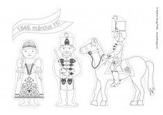nemzetikreativ2 Cartoon Kids, Art Lessons, Techno, Kindergarten, Preschool, Drawings, Pattern, Matryoshka Doll, Recipes