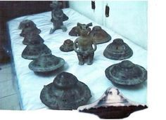 Mayan artifacts  http://www.pinterest.com/MariaTheOlive/somethings-going-on/ Yep something is going on.