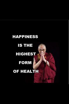 Happiness is the highest form of health :) Want to see how well you are doing with your nutritional habits? Get your FREE No Obligation Wellness Evaluation TODAY! www.WellnessScore.co.uk