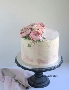 Drip Cakes, Beautiful Cakes, Cake Cookies, Cookie Decorating, Birthday Cake, Baby Shower, Baking, Desserts, Food