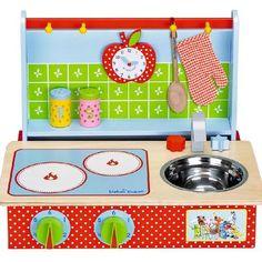 happyproduct Meine erste Spielküche - Für Kinder
