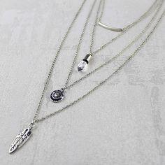 Samira Layered Necklace
