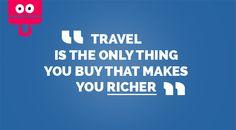 #travel #quotes #quote #travelquote #holidays #porterfree