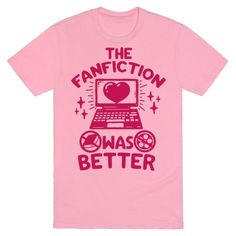 The+Fanfiction+Was+Better