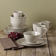 ProCook Tableware Set, Plates & Dishes, Table Ware