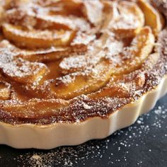For those with a sweet tooth, proceed immediately to the dessert table for these decadent treats. Join your teammates in learning three sweet recipes. Almond Tart Recipe, Pear And Almond Tart, Pear Tart, Tart Recipes, Sweet Recipes, Tarte Caramel, Fig Cake, Baked Pears, Almond Cream