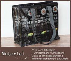 Trinkst Du gerne Kaffee? Dann wird Dir diese Tasche bestimmt gefallen. Und das Beste ist: das notwendige Material hast Du im Handumdrehen gesammelt. Eine kostenlose DIY Nähanleitung für diese Kaffeetütentasche findest Du hier. Viel Spaß beim Nähen und Kaffee trinken, … weiterlesen