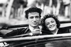 Yves Montand & Edith Piaf