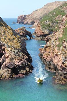 Berlengas islands near #Peniche #Portugal