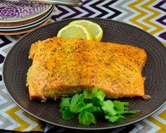 Grilled Salmon. Photo by May I Have That Recipe