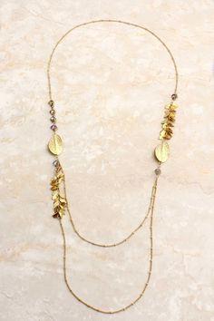 Crystal Lidia Necklace | Emma Stine Jewelry Bracelets