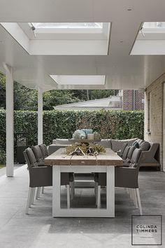 Woning Breda - Colinda Timmers Basil Pesto Recipes, Dining Table Design, Cabo, Modern Design, House, Furniture, Home Decor, Dining Rooms, Hipster Stuff