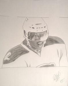 P.K. Subban Montreal Canadiens, Nhl, Fan Art