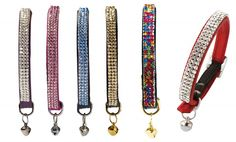 colliers strass pour chat http://www.zoomalia.com/animalerie/collier-cuir-pour-chat-crystal-cat-p-1616.html
