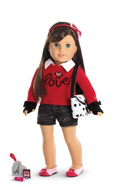 Grace's City Outfit for Dolls