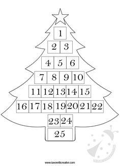 Felt Advent Calendar, Advent Calenders, Christmas Calendar, Christmas Mom, Christmas Sewing, Christmas Crafts For Kids, Xmas Crafts, Homemade Advent Calendars, Deco Table Noel