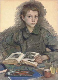 Alexander Serebriakov - Zinaida Serebriakova