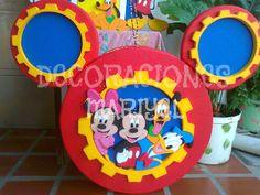 fiesta de cumpleaños mickey mouse y sus amigos - Buscar con Google