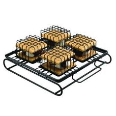 Delicious and fun! Grill-mounted s'mores maker from Cuisinart at The Home Depot | www.nolaParent.com